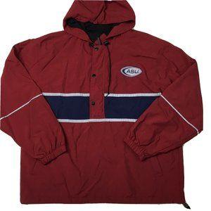 Vintage 90's Jansport Pullover Windbreaker Jacket